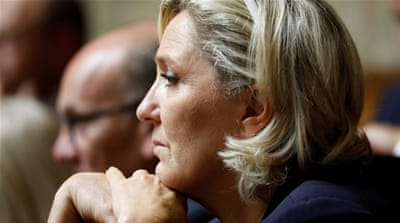 Marine Le Pen ordered to take psych evaluation over ISIL tweets