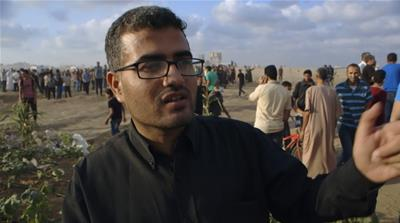 Between Fire & Sea: The Man Behind Gaza's Great March of Return