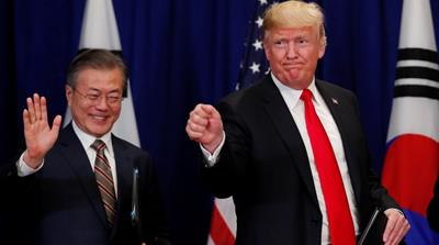 How Moon saved Trump's negotiations with Kim