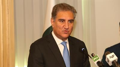 Pakistani Foreign Minister Shah Mehmood Qureshi | Talk to Al Jazeera