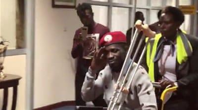 Bobi Wine recounts 'torture' by Ugandan soldiers