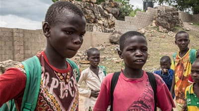 Lost childhood: Boko Haram victims gripped by thoughts of revenge
