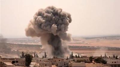 After Tehran talks, Syria and Russia forces step up Idlib attacks