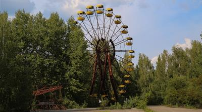 From nuclear disaster to Chernobyl's booming tourism