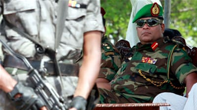 Alleged war criminal named second-in-command of Sri Lanka army