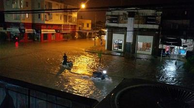 Widespread flooding as storm hits northern Argentina