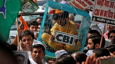 India's CBI chief fired 48 hours after being reinstated by court