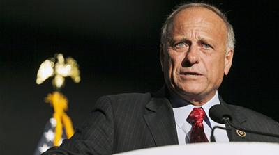 After white nationalism defence, lawmaker Steve King faces rebuke