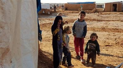 Rukban camp in Syria receives first aid in three months