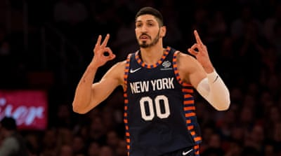 Turkey seeks warrant for Knicks' Enes Kanter: Turkish media