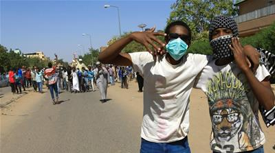 Sudan protests one month on: 'This time it's different'