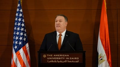 A crusader in Cairo: Pompeo's pompous imperialism has no clothes