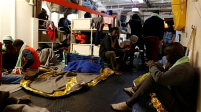 IOM: 200 refugees drowned in the Mediterranean this year