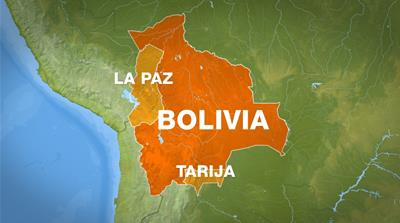 Bolivia: Bus plunges into ravine, killing at least 13