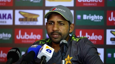 Pakistani cricketer slammed for 'racist slur' in South Africa
