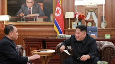 Kim says 'believes in' Trump ahead of second summit - KCNA