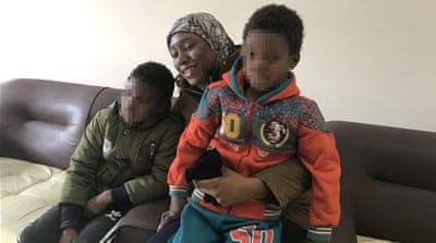 Trinidad mother reunited with sons taken by ISIL father to Syria