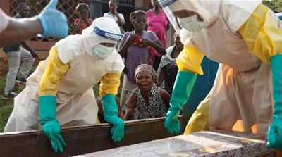 Ebola survivors fight disease as DR Congo outbreak rages on