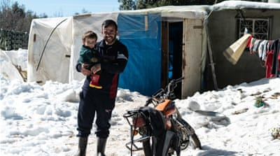 Meet one of Lebanon's smallest Syrian refugee communities