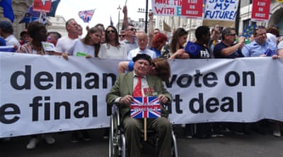 UK veteran, 96: Defend the peaceful Europe my generation died for