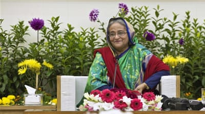 Opposition crushed, Hasina to rule over Bangladesh unchallenged