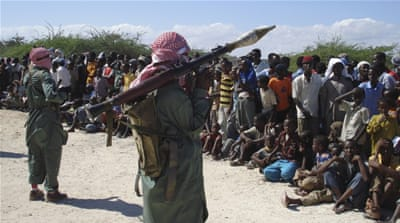 US army says at least 24 al-Shabab members killed in air strike