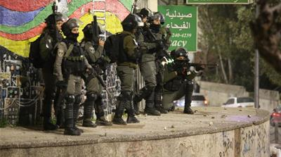 Palestinian suspect arrested over December shooting