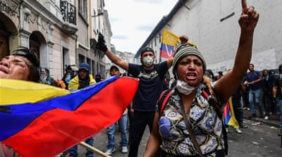 Ecuador unrest: What led to the mass protests?