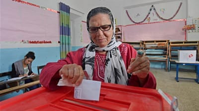 Tunisia: Voting ends in presidential runoff