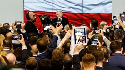 As populists hold on to power in Poland, press freedom fears rise