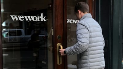 Toxic workplace: WeWork says carcinogen found in some offices