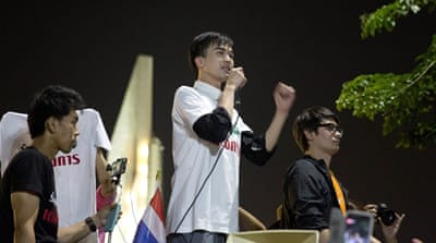 Thai pro-democracy activist faces prison over Facebook post