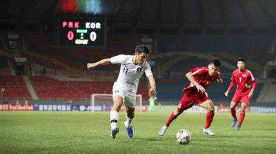 South Korea wants North punished over football qualifier
