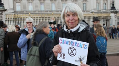 Meet the grandparents of Extinction Rebellion