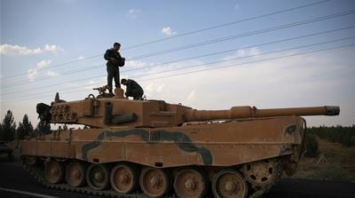 Turkey, Syria and the war that just gets tougher to report