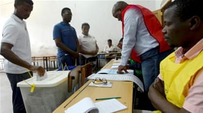 Mozambique opposition rejects election results