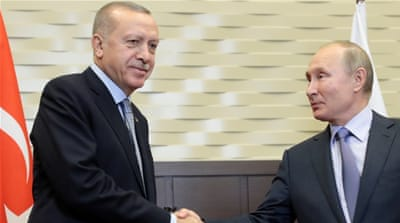 Russia and Turkey: Partners or opponents in Syria?