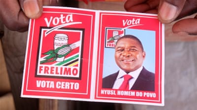 Nyusi wins Mozambique presidential poll in landslide