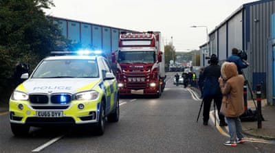 Migrant truck deaths suspect to be extradited to UK from Ireland