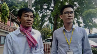 'Never-ending': Cambodia spy case journalists face new probe