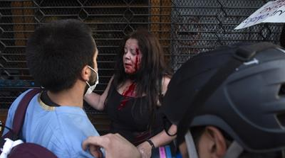 Chile protests sharpen as calls for constitutional change grow