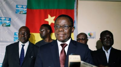 Cameroon's opposition leader Maurice Kamto released