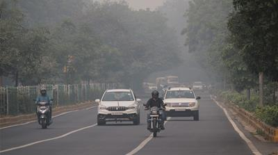 'Gas chamber': Pollution hits record high in New Delhi