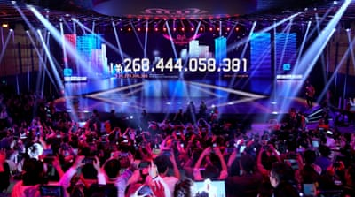 'Double Eleven' at Alibaba: Singles' Day sets a new sales record