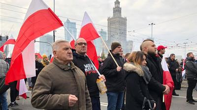 'Great Poland': Thousands attend Independence March in Warsaw