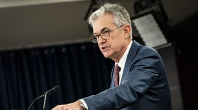 Fed chief Powell says 'sustained expansion' likely for US economy