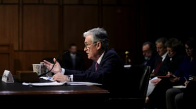 US Fed Chairman: 'Monetary policy is in a good place'