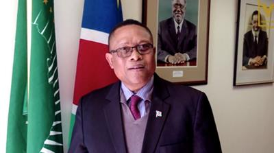 Former Namibian minister arrested after Al Jazeera investigation