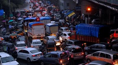 Mumbai ranks as the world's worst city for driving