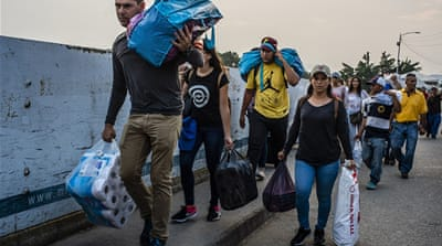 Venezuelan migrants dramatically boost Colombia's economy